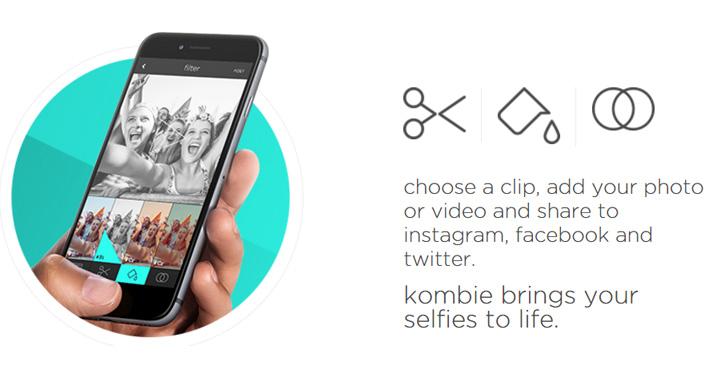 Kombie app