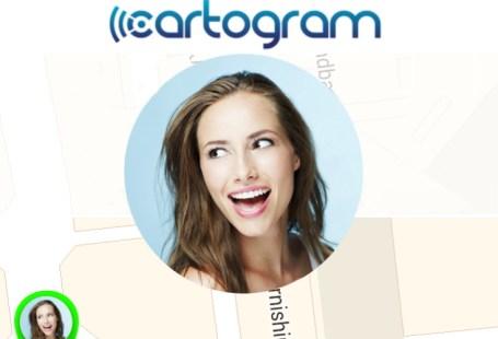 Cartogram app