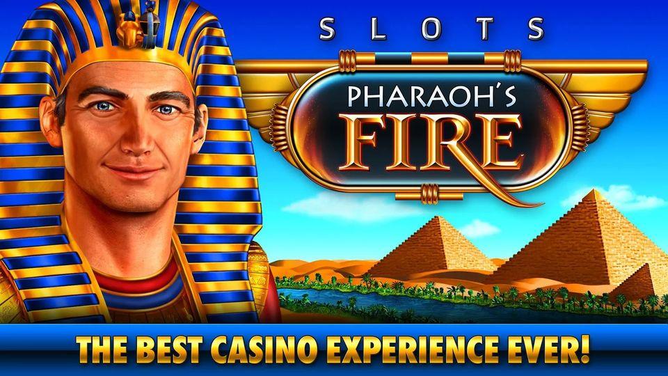 Slots Pharaoh's Fire app