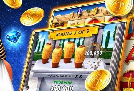 Slots Pharaohs Fire app