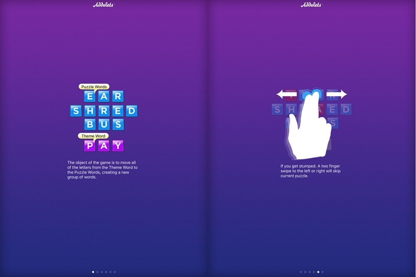 Addalets Word Puzzle To Stretch And Strengthen Your Mind Alphadigits