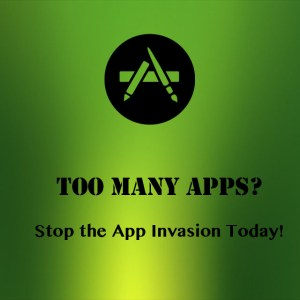 Too Many Apps