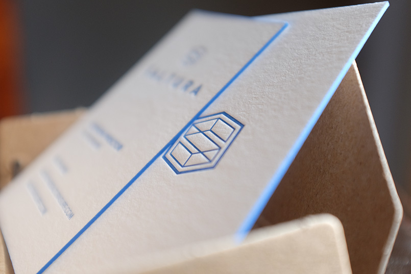 Analogue Business Cards