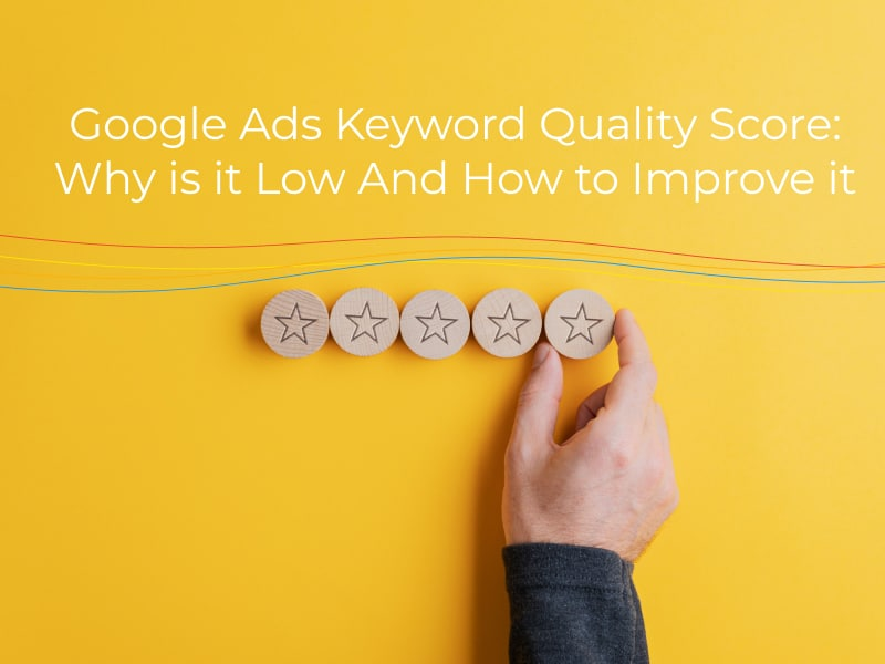 google keyword quality score