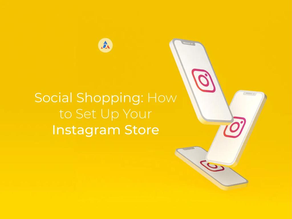 social shopping on instagram