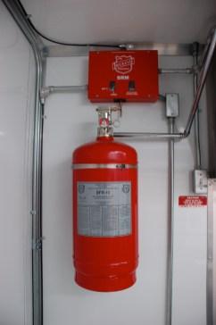 Buckeye fire system