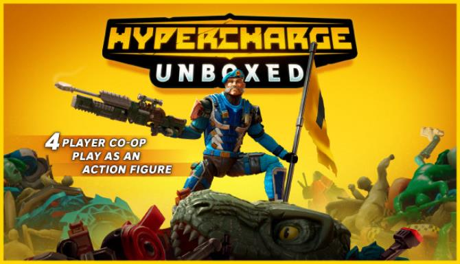 HYPERCHARGE: Unboxed Free Download