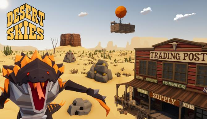 You are currently viewing Desert Skies Free Download (v1.12)