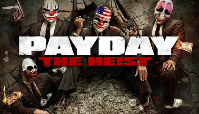 PAYDAY The Heist Free Download (Incl. ALL DLC)