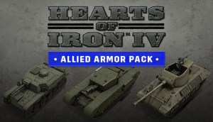 HEARTS OF IRON IV ALLIED   ARMOR