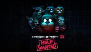 FIVE NIGHTS AT FREDDY'S VR: HELP WANTED Free Download (v1.21 & ALL DLC)