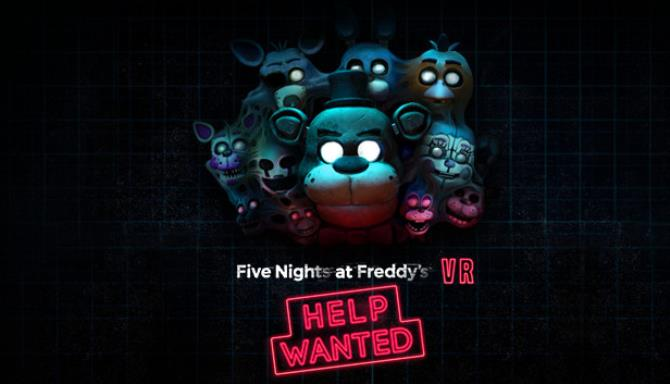 You are currently viewing FIVE NIGHTS AT FREDDY'S VR: HELP WANTED Free Download (v1.21 & ALL DLC)