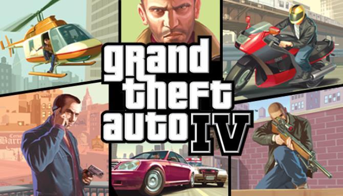 Grand Theft Auto 4 (IV) Free Download (v1.0.8.0 & ALL DLC)