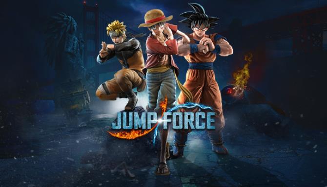 Jump Force Free Download (v2.01 & ALL DLC)