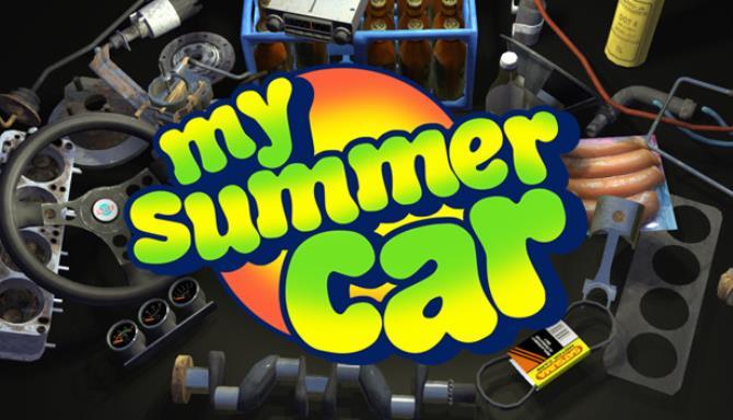My Summer Car Free Download (v25.04.2021)