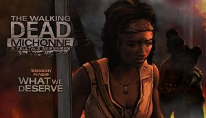 The Walking Dead: Michonne – A Telltale Miniseries Free Download