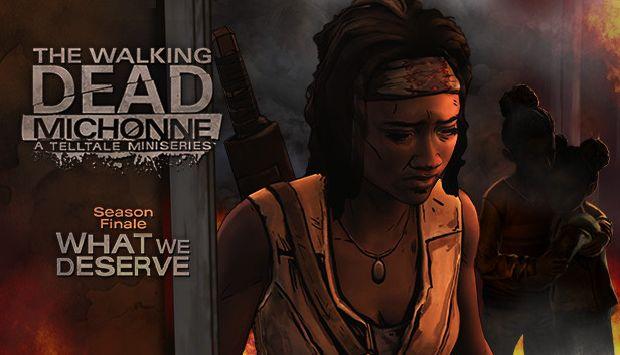 The Walking Dead: Michonne – A Telltale Miniseries Free Download