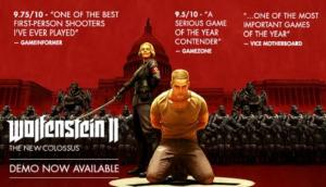 Wolfenstein II: The New Colossus Free Download (ALL DLC)