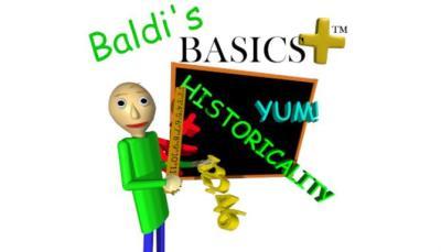 Baldi's Basics Plus Free Download (v0.3.2)