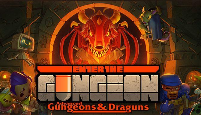 Enter the Gungeon Free Download (v2.1.9)