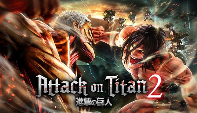 Attack on Titan 2 Free Download (ALL DLC)