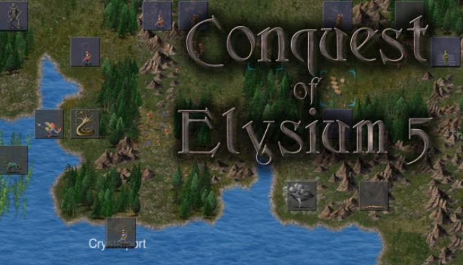 You are currently viewing Conquest of Elysium 5 Free Download