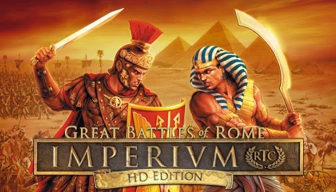 """You are currently viewing Imperivm RTC – HD Edition """"Great Battles of Rome"""" Free Download"""