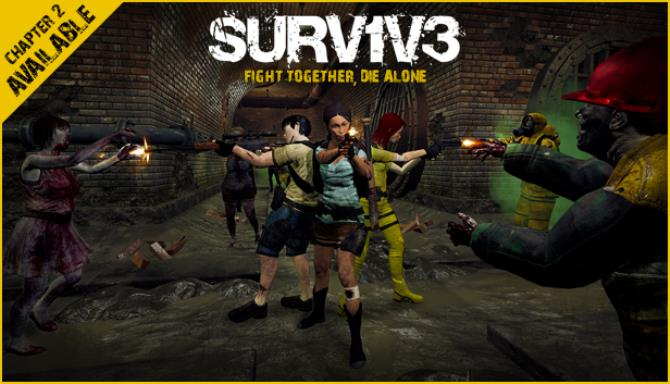 You are currently viewing SURV1V3 Free Download  incl. MultiPlayer