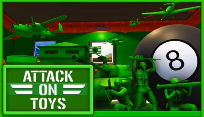You are currently viewing Attack on Toys Free Download
