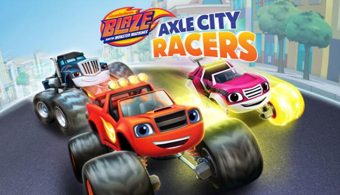 You are currently viewing Blaze and the Monster Machines: Axle City Racers Free Download