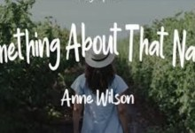 Photo of Something about that name – by Anne Wilson