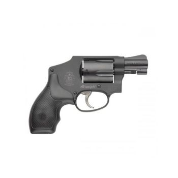 """Smith and Wesson Model 442 Revolver Matte Black .38 Special +P 1.875"""" Barrel 5-Rounds"""