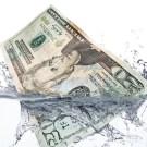 الأثر الاقتصادي لغسيل الأموال