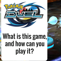 Pokemon Duel: what is it & how to play?