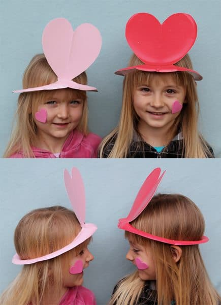 Hat Craft From Paper Plates Alpha Mom