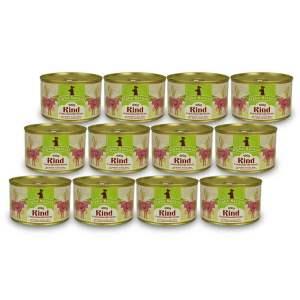weide-rind-400g-12er-sparpaket-purinarmes-glutenfreies-hundefutter-dose-muskelfleisch-mangold-zucchini-birne-leinöl-hirse-kerbel-kuerbiskerne-alpha-natural
