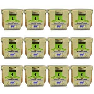 weide-lamm-200g-12er-sparpaket-getreidefreies-purinarmes-glutenfreies-hundefutter-glas-muskelfleisch-suesskartoffel-schwarzwurzel-rote-beete-preiselbeere-alpha-natural