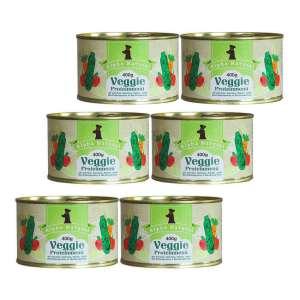 veggie-protein-400g-6er-testspaket-veganes-purinarmes-vegetarisches-getreidefreies-hundefutter-dose-gemuese-zucchini-karotte-kuerbis-apfel-erbsenprotein-reisprotein-alpha-natural