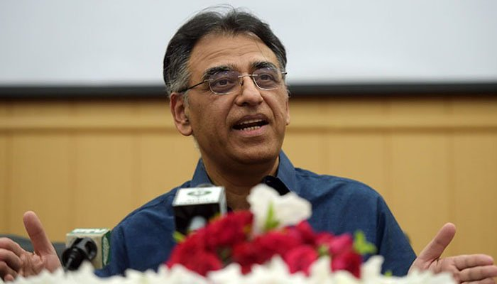Testing and quarantining will help contain coronavirus: Asad Umar
