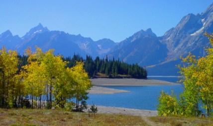 Jenny Lake Teton National Park