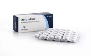 Oxydrolone by Alpha Pharma