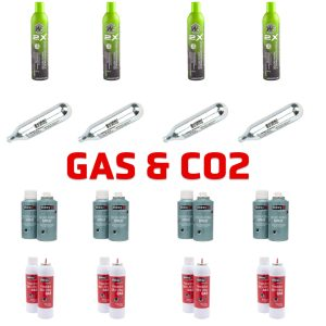 Gas & Co2