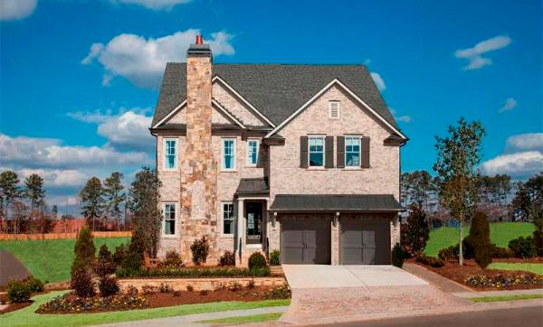 Home In Alpharetta Eastgate By Ashton Woods