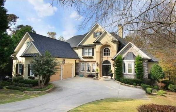Alpharetta Thornberry Home