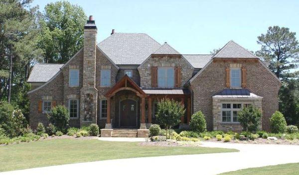 Five Oaks Milton Georgia Home