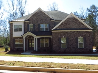 Alpharetta Home In Charlotte Walk