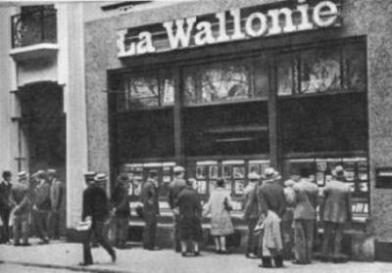 La Wallonie : de sa création à la Guerre 40 - 45