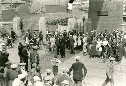 Grève de 1936 à Herstal