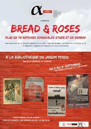 "Exposition ""Bread & Roses"""