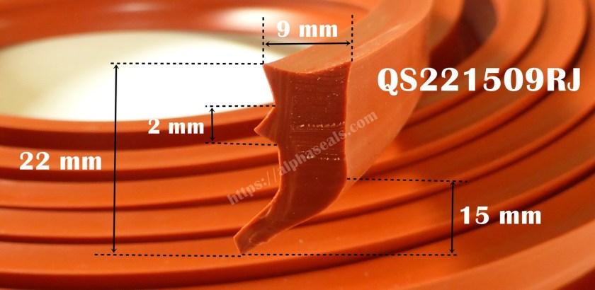 ซีลยางปาด J -profiles QM201509J.JPG